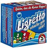 Schmidt Spiele 01101 - Ligretto azul [importado de Alemania]