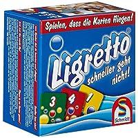 Schmidt-Spiele-01101-Ligretto-blau Schmidt Spiele 01101 – Ligretto blau, Kartenspiel -