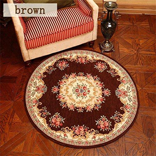 Uncle Sam LI-americani tappeto rotondo Tappeti Soggiorno europea Moquette Camera comodino Carpet - Bene Carpet
