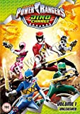 Power Rangers Dino Charge Unleashed (Volume 1) [DVD]