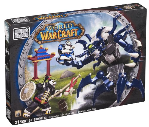 Mega Bloks 91046 World of Warcraft Panderia Sha