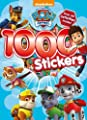 Nickelodeon Paw Patrol 1000 Stickers de 1000 Stickers