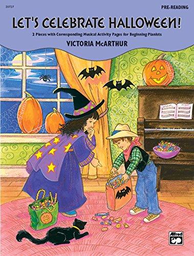 (Let's Celebrate Halloween!, Pre-Reading: Pre-Reading)