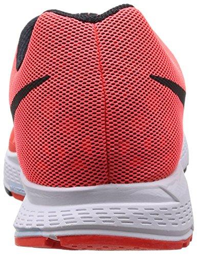 Nike Zoom Pegasus 31, Chaussures de running homme Hot Lava/Black-Wht-Brght Crmsn