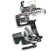 Pied presseur de machine à coudre - Enclipsable - Compatible avec les machines à coudre Brother, Janome, Toyota et les nouvelles Singer