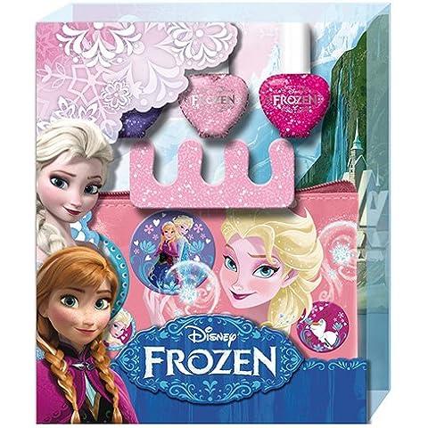 Kit de manicura Frozen - Única