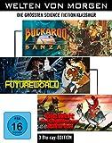 Welten von Morgen - Die grössten Science Fiction Klassiker [Blu-ray]