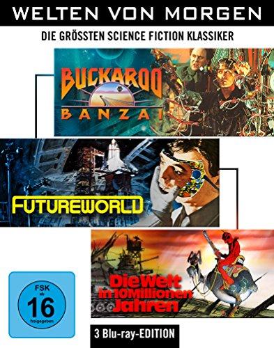 Bild von Welten von Morgen - Die grössten Science Fiction Klassiker [Blu-ray]