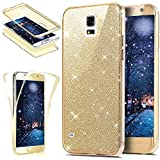 Best Cas Galaxy S5 de protection - JAWSEU Coque Étui pour Samsung Galaxy S5 Ttansparent Review