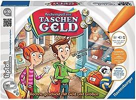 Ravensburger 00779 - Tiptoi Rechenspaß mit Taschengeld