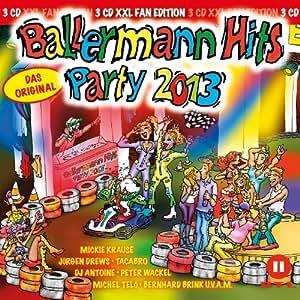 Ballermann Hits Party 2013