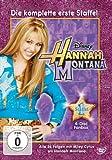 Hannah Montana - Die komplette erste Staffel [Alemania] [DVD]