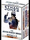Javin Pierce Spy Thriller Series Box Set Books 1-3: Action, Mystery, International Espionage and Suspense (English Edition)