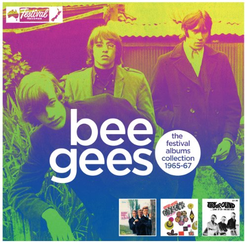 Bee Gees - The Festival Album Collection / 1965-67