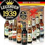 Legenden 1939 - DDR Bierbox - Geburtstagsgeschenk Mann