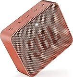 JBL GO2 Tragbarer Bluetooth-Lautsprecher, dunkelrosa