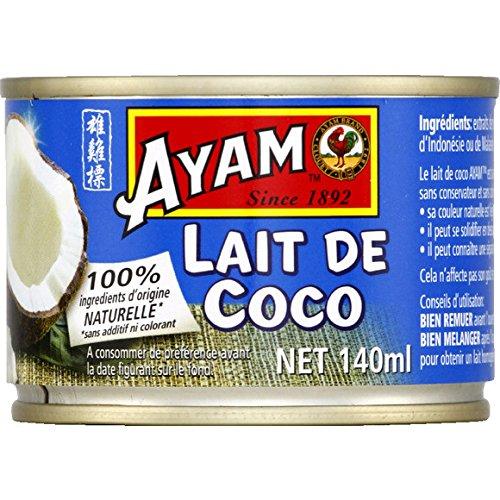 ayam Lait de coco - ( Prix Unitaire ) - Envoi Rapide Et Soignée