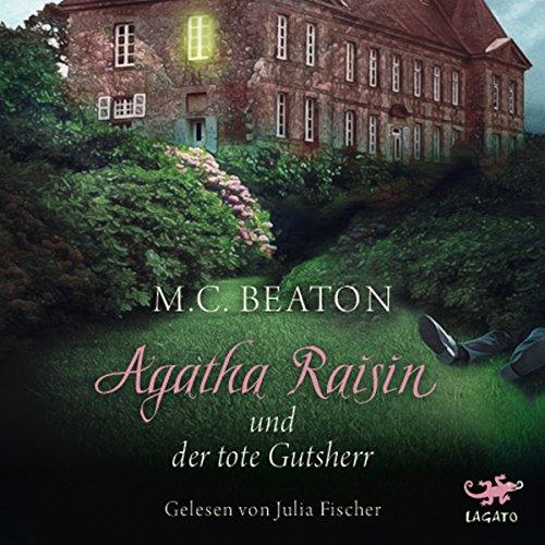 Buchseite und Rezensionen zu 'Agatha Raisin und der tote Gutsherr' von M. C. Beaton