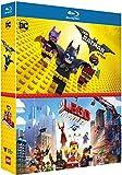 Lego Batman, le film + La Grande Aventure Lego - Coffret Blu-ray - DC COMICS