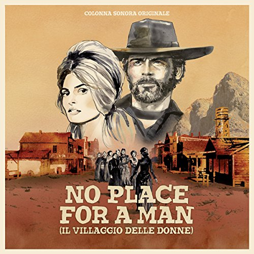 No Place for a Man (Il Villaggio Delle Donne) [Vinyl LP]