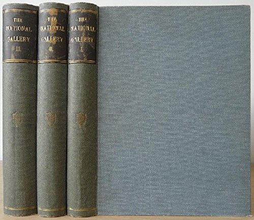 The National Gallery edited by Sir Edward J. Poynter, director of The National Gallery.This Edition is limited to 1000 copies, of which this is N° 166.