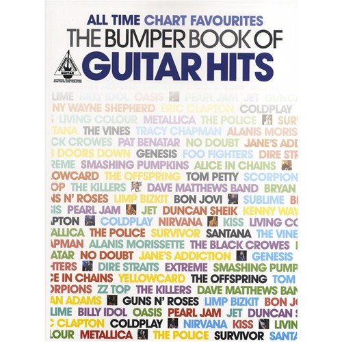 The Bumper Book Of Guitar Hits. Partitio...