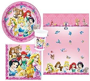 Procos - Cubertería para fiestas Princesas Disney