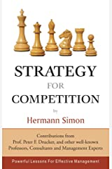 Strategy for Competition Kindle Edition