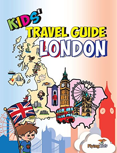 Kids' Travel Guide - London: The fun way to discover London-especially for kids: 41 (Kids' Travel Guide series)