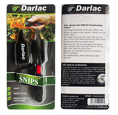 Darlac DP 125 Sécateur