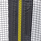 Ultrasport Gartentrampolin Jumper inkl. Sicherheitsnetz, Blau, 305 cm, 330700000120 -
