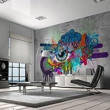Suchergebnis auf f r graffiti tapete jugendzimmer - Tapete jugendzimmer junge ...