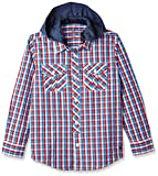 Allen Solly Junior Boys' Shirt (AKBSF515080_red_4 years)