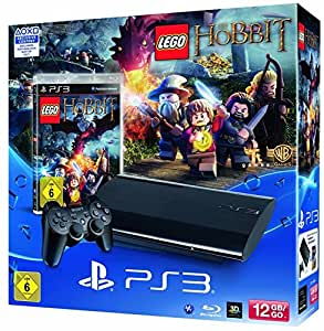 PlayStation 3 12GB inkl. Lego: Der Hobbit