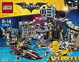 Lego 70909 The Batman Movie Batcave-Einbruch, Superhelden-Spielzeug
