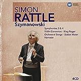 Rattle dirige Szymanowski (Coffret 4 CD)