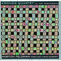 Morton Feldman: Piano And String Quartet