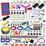 Kit4Curious All in One Diy Kit - Solar, Electronic, Robotics, Electrical, Chemistry, Art