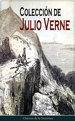 Colección de Julio Verne: Clásicos de la literatura por Julio Verne