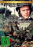 Die Reise von Charles Darwin - Die komplette Serie (Pidax Historien-Klassiker) [3 DVDs]