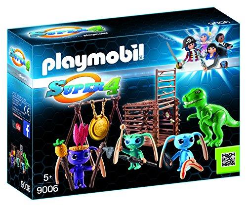 Playmobil Super 4 Super 4 Playset 9006