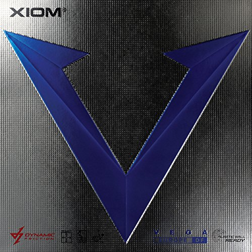 Xiom Belag Vega Euro DF, rot, 2,3 mm