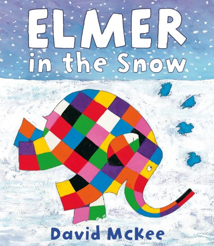 Elmer in the Snow (English Edition)