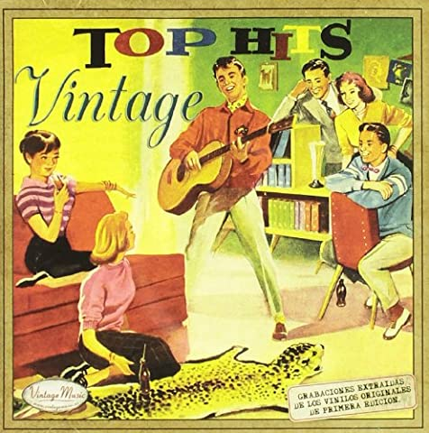 Top Hits Vintage [Import allemand]