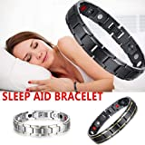 Anti-Snoring Device Best Snoring Solutions Stop Snoring Sleep Aid Men's Health Anti-Snoring Therapy Bracelet