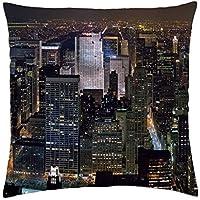 New York Midtown - Throw Pillow Cover Case (16