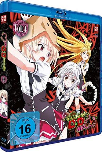 New - Vol. 4 [Blu-ray]