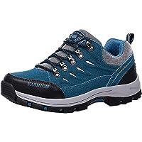 Easondea Chaussures de Randonnée pour Hommes Femmes Bottes de Randonnée Unisexe Chaussures de Marche en Plein Air Bottes…