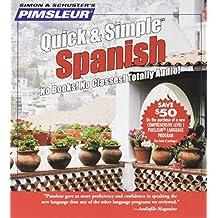 Pimsleur  Quick and Simple Spanish 1 Latin American Spanish. (Quick & Simple)