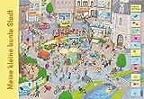 Mein Lernposter: Meine kleine bunte Stadt -